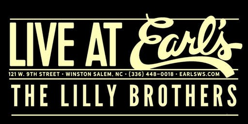 The Lilly Brothers at Earl's