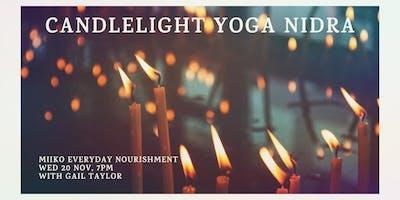 Candlelight Yoga Nidra