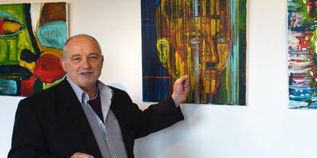 Meet the Artist - Paul Vandekerckhove billets