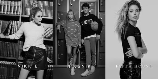 NIKKIE | NIK&NIK| FIFTH HOUSE SAMPLE SALE
