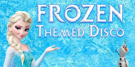 Frozen Themed Disco tickets
