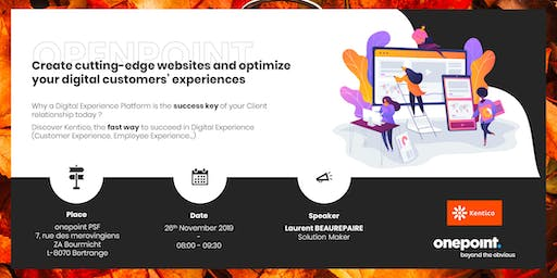 OPENPOINT - Digital Experience Platform