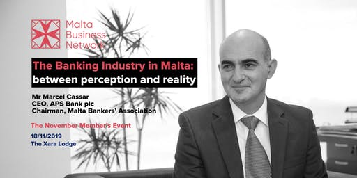 The banking industry in Malta: between perception and reality | MBN November