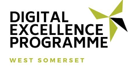 Digital Skills for Rural Businesses - Simonsbath tickets