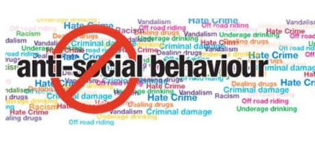 Is it time for a new dialogue on antisocial behaviour? tickets