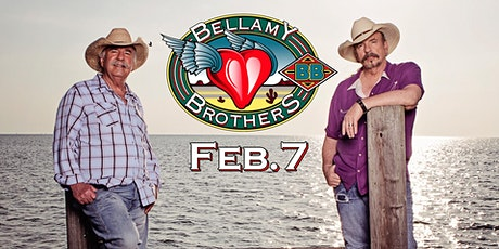 The Bellamy Brothers tickets