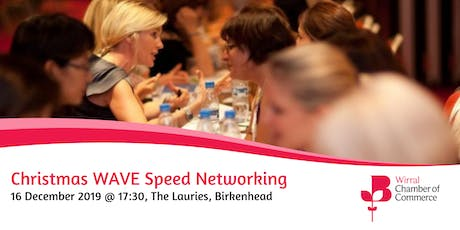 Christmas WAVE Speed Networking tickets