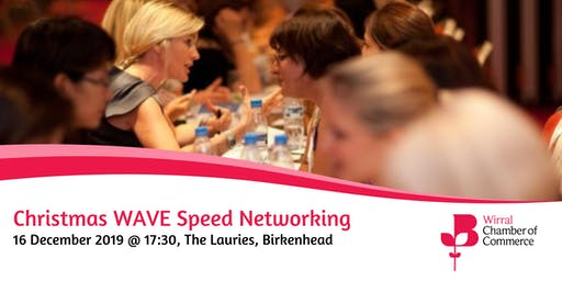 Christmas WAVE Speed Networking