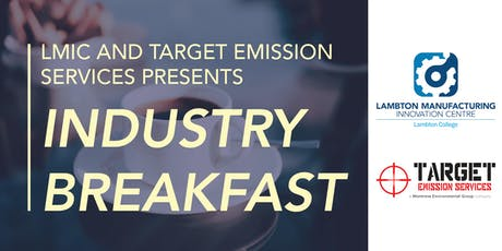 LMIC Industry Breakfast - Target Emission Services - The Future of LDAR tickets