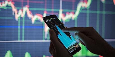 Séminaire de Forex échange et de cryptomonnaie Londres tickets