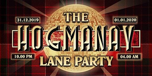 Hogmanay Lane Party