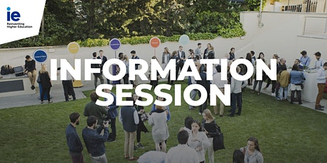 Individual Informative Sessions tickets