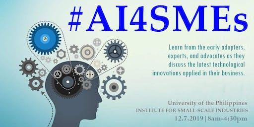 #AI4SMEs