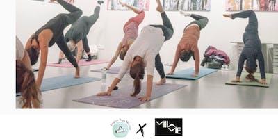 Yoga x Villa Vie (Bring a mat)