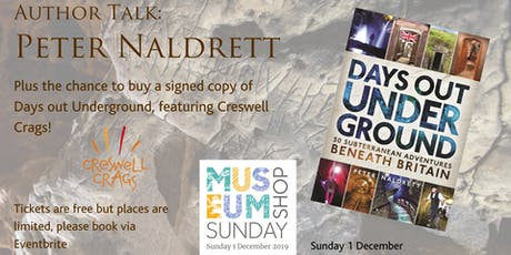 Days out Underground: Talk with author Peter Naldrett tickets