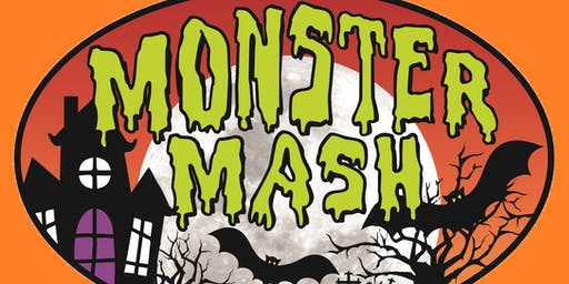 MONSTER MASH BASH Not-So-Scary SING-A-LONG +Pictures with Dracula & Friends