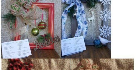 Picture Frame Wreath at Wyndridge Farm tickets