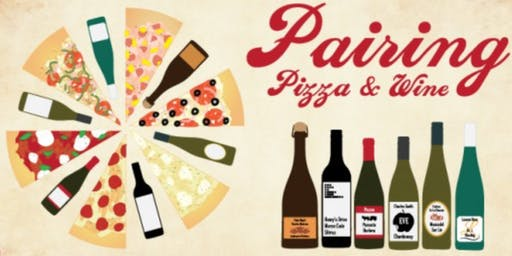 PIZZATA AND WINE PAIRING TASTING!!