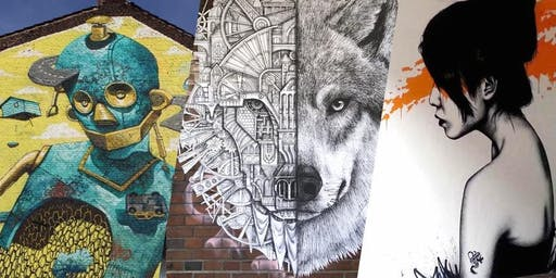 Urban Art Walk x Bombay Sapphire