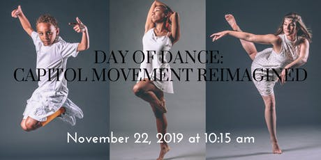 Day of Dance: Capitol Movement Reimagined tickets
