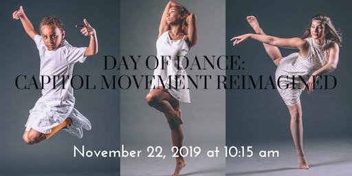Day of Dance: Capitol Movement Reimagined