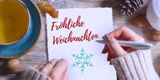 Handletteringkurs für Anfänger, (Weihnachtsedition)