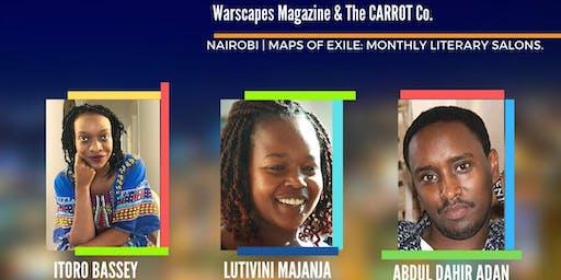 Nairobi: Maps of Exile (literary salon)