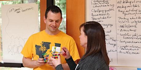 Brasil- Certificação Avançada Creative Problem Solving com LEGO® SERIOUS PLAY® Methods ingressos