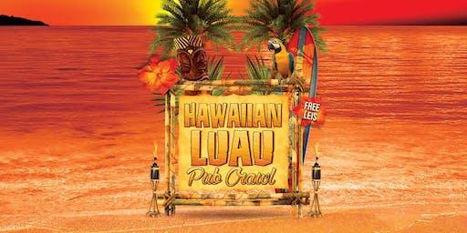 HAWAIIAN LUAU PUB CRAWL