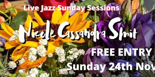 Live Jazz Sunday Sessions