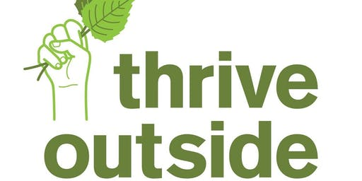 Thrive Outside Community Meeting