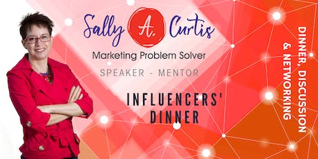 Influencers Dinner tickets