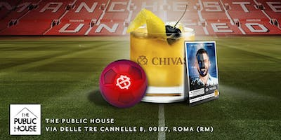 CHIVAS SOUR LEAGUE - THE PUBLIC HOUSE