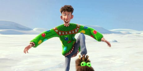 Family Friendly: Arthur Christmas (+Mamma's Pizza!) tickets