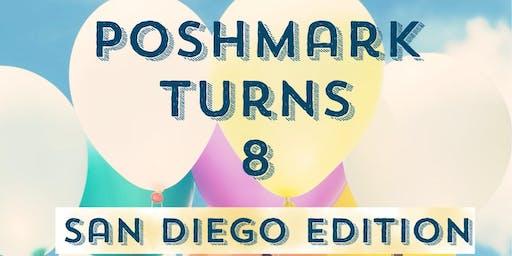 Poshmark 8th Birthday - San Diego