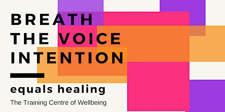 Breath + Voice + Intention = Healing tickets