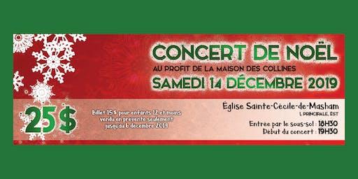 Concert de Noël (Masham) | Christmas Concert (Masham) 2019
