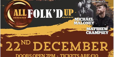 All Folk'd up tickets