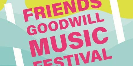 Friends' Goodwill Music Festival 2020 tickets