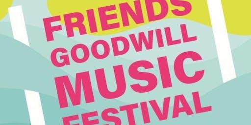 Friends' Goodwill Music Festival 2020