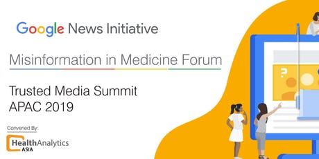Misinformation in Medicine Forum tickets