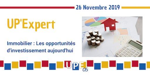 UP'Expert Briançon | Immobilier : Les opportunités d'investissement aujourd'hui