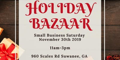 The Holiday Shopping Bazaar