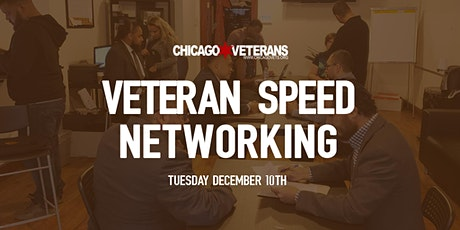 Veteran Speed Networking tickets