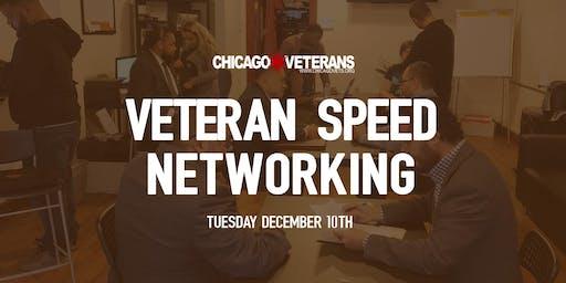 Veteran Speed Networking