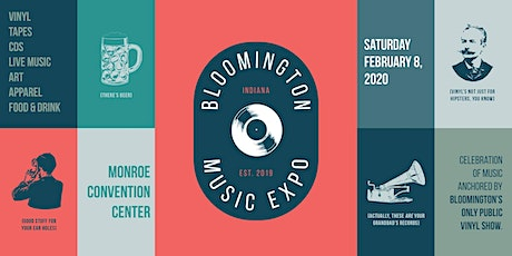 Bloomington Music Expo 2020 tickets