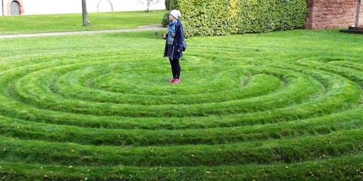 Labyrintenwandeling
