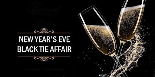 New Years Eve 2019 Black Tie Affair