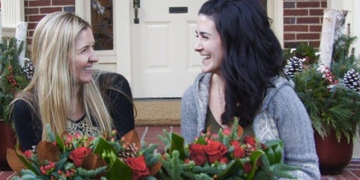 Holiday Blooms at Four Pillars with Alice's Table