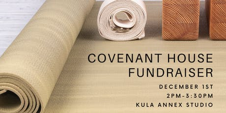 Covenant House Fundraiser tickets